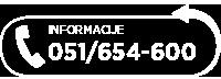 Info tel. 051/654-600