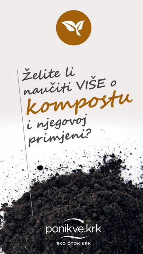 Naučite više o kompostu i njegovoj primjeni